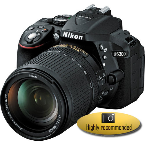 Nikon-D5300-Highy-Recommend