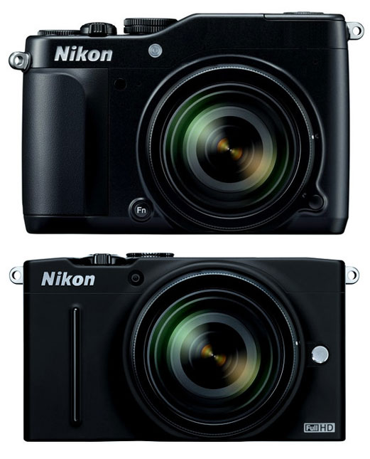 Nikon V1 and J1 new Leaked Images