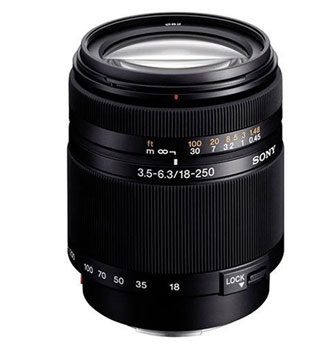 Recommended 18-250mm lens for Sony A77