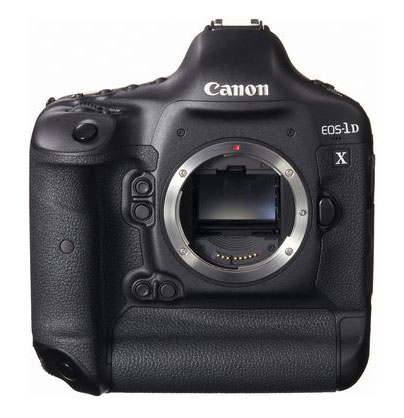Canon 1D X without Lens