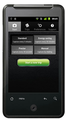 gps4cam for android