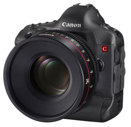 Canon 4K Concept DSLR