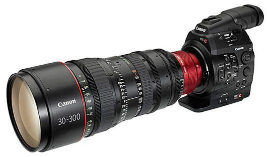 EOS C300 Digital Cinema Camera