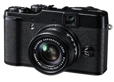 Fujifilm X10 Review at SteveHuff