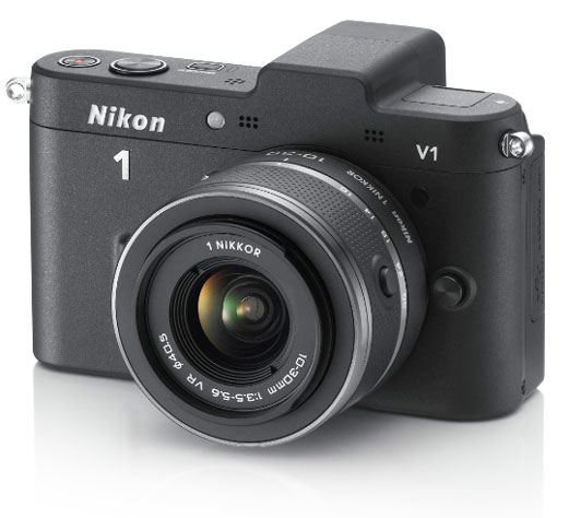 Nikon V1 Sensor