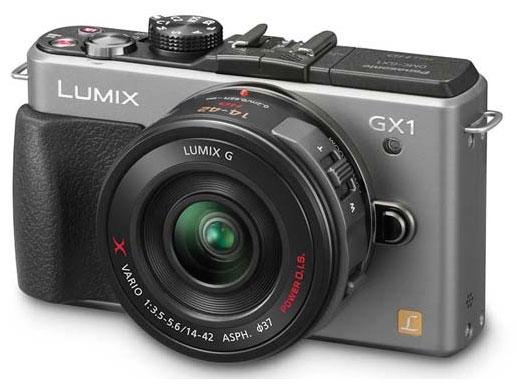 Panasonic GX1 image
