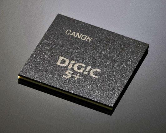 Canon DIGIC 5+ Image Processor