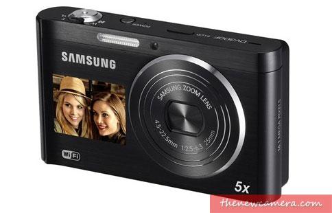 Samsung Dual view Wi-Fi Camera