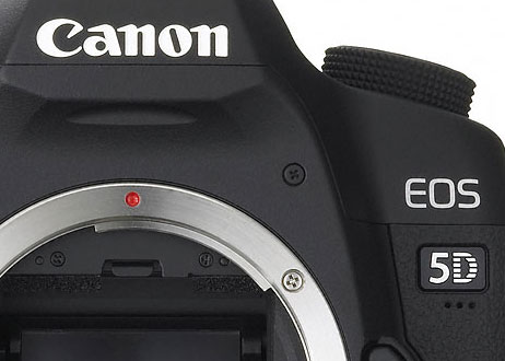 canon 5D mark II coming in march 2011