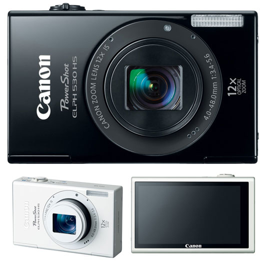 Canon powershot elph 320 hs digital camera (black) 6024b001 b&h.