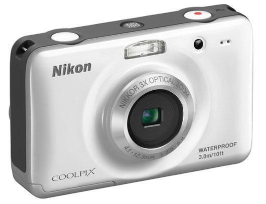 Nikon rugged camera