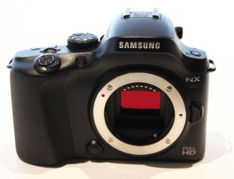 Samsung NX 20