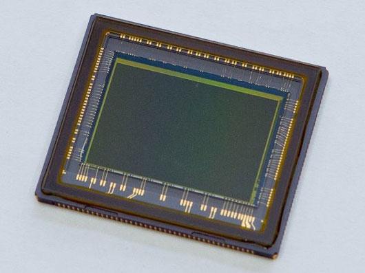 Pentax K-01 sensor