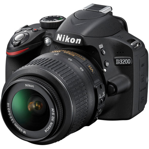 Nikon D3200 recommended lenses