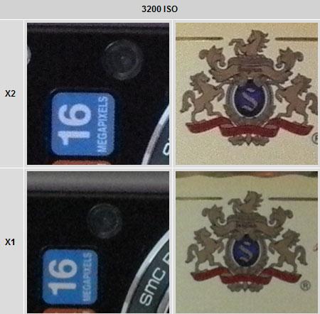Leica X2 ISO 3200