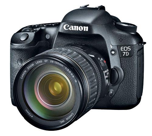 Canon 7D firmware update