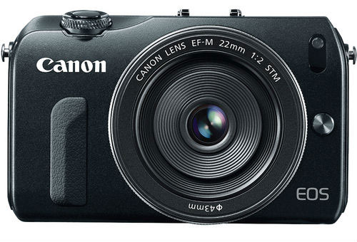 Canon-EOS-M-front