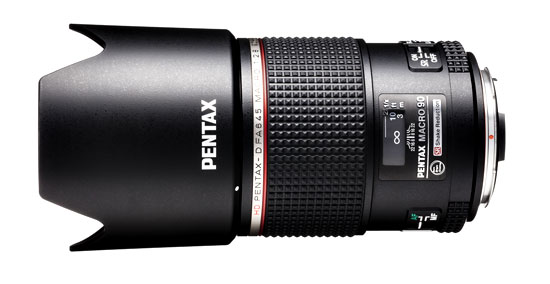 Pentax 90mm F2.8 Macro Lens for 645D