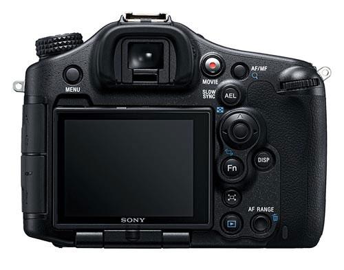 Sony A99 Back