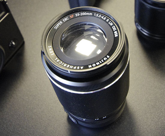 Super EBC Fujinon 55-200 mm f/3.5-4.8 XF R LM OIS