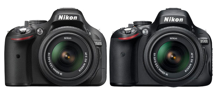 Nikon D5200 vs Nikon D5100 Specification Comparison, Nikon D5200 Comes