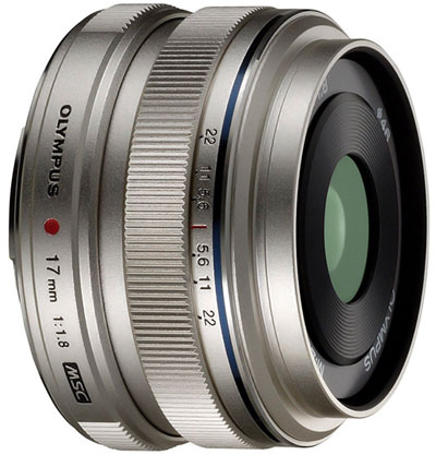 Olympus announces 17mm F1.8 Micro Four Thirds Lens