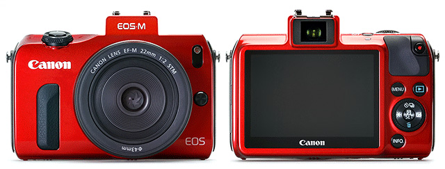Canon EOS-M With Electronic Viewfinder Coming in 2013