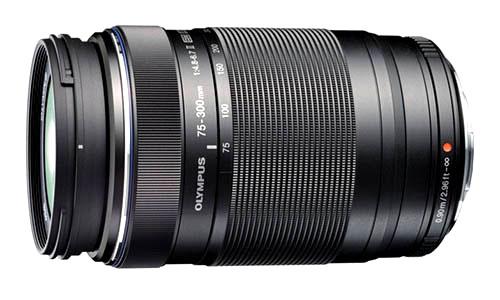 75-300mm II Olympus Lens
