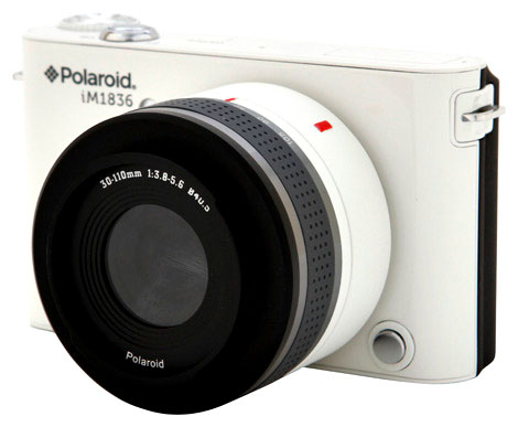 Polaroid mirrorless