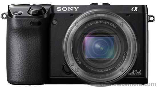 Sony NEX 7n New Camera