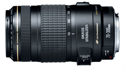 Canon 70-300mm Lens