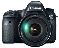 Canon 6D Recommended Lenses