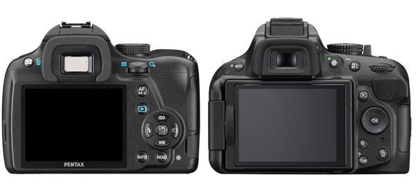 K-50-vs-D5200-back