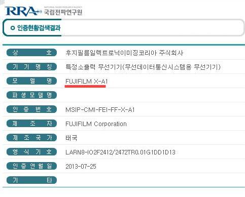 RRA-X-A1-rumor