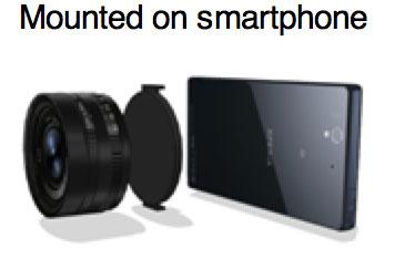 Sony-Lens-with-Sensor
