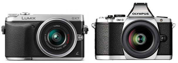 Panasonic-gx7-vs-E-M5-image