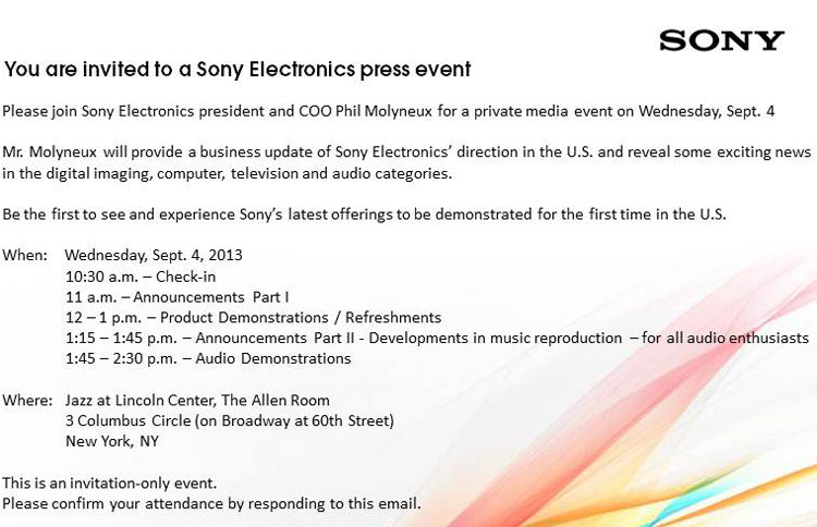Sony-Press-Invite-image