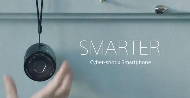 Cyber-shot-X-smartphone