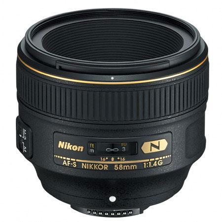 Nikon-58mm-F1.4