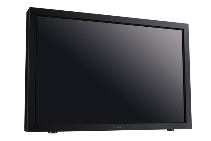 Canon announces 30-inch 4K Reference Display for Digital Cinema (Canon