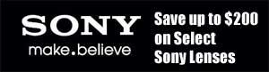 Sony-lenses-deals