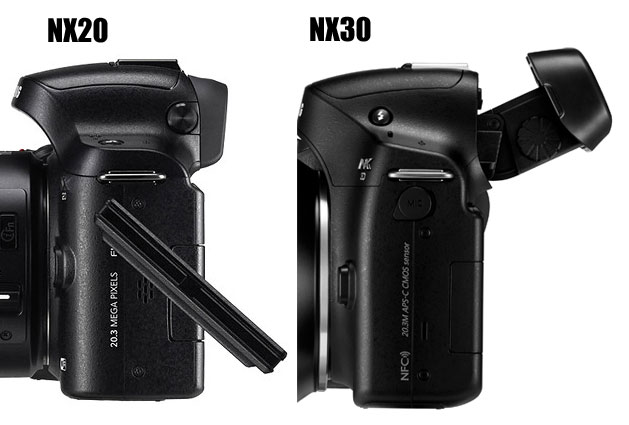 NX20-vs-NX30-viewfinder
