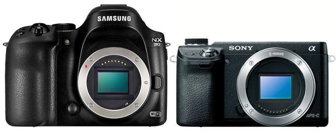 image-Samsung-NX30-vs-Sony-NEX-6