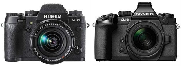 Fujifilm-X-T1-vs-E-M1-2
