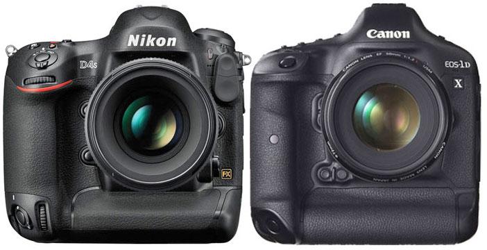 Nikon-D4s-vs-Canon-1DX