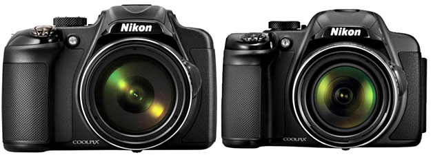 Nikon P600 is a successor or P520 camera and features newly developed