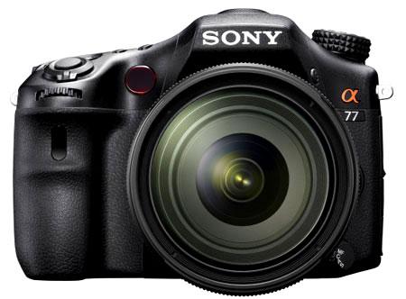Sony-A77-DSLT