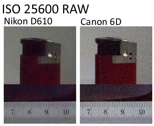Nikon-D610-vs-Canon-6D-RAW