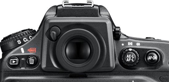 Nikon-D800X-viewfinder