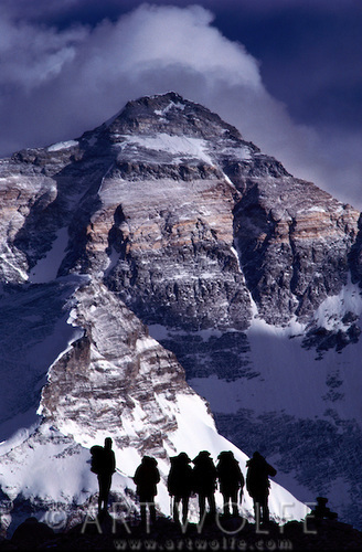 Everest Expedition, Mount Everest, Tibet